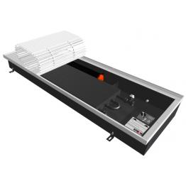 Конвектор с естественной конвекцией 110/300 2 теплообменника Vitron