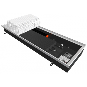 Конвектор с принудительной конвекцией 150/200 2 теплообменника 12V Vitron