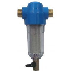 Фильтр Хит 3/4 100мкм (механический промывной) Гейзер