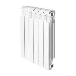 Радиатор алюминиевый Global ISEO 500 4 секции