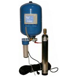 Система автоматического водоснабжения Водомет ПРОФ 55/90 Дом Джилекс