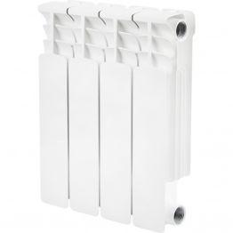 Радиатор биметаллический Space 350/90 4 секции Stout