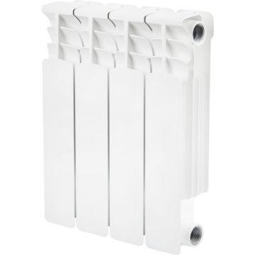 Радиатор биметаллический Space 350/90 4 секции Stout SRB-0310-035004