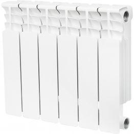Радиатор биметаллический Space 350/90 6 секций Stout