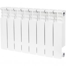 Радиатор биметаллический Space 350/90 8 секций Stout