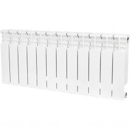 Радиатор биметаллический Space 350/90 12 секций Stout