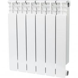 Радиатор биметаллический Space 500/90 6 секций Stout