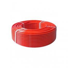 Труба PE-RT 16х2,0 (160) красный VALFEX