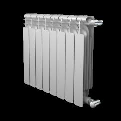 Радиатор биметаллический Viluins 500/80 8 секций