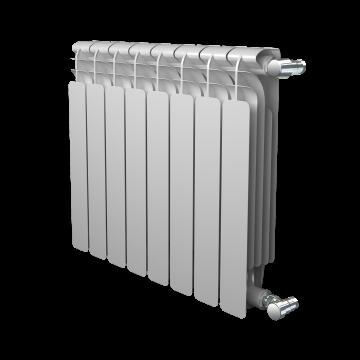 Радиатор биметаллический Viluins 500/80 8 секций QWE0128636