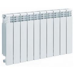 Радиатор алюминиевый HotStar RA-02 500/80 12 секций ЭКО