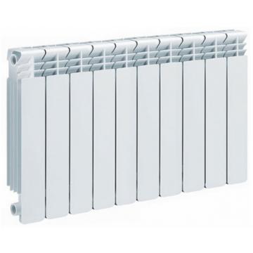 Радиатор алюминиевый HotStar RA-02 500/80 12 секций ЭКО 0099869