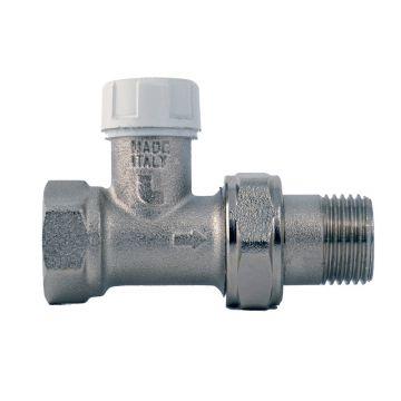 Вентиль радиаторный прямой д/сталь труб 1/2 itap 294