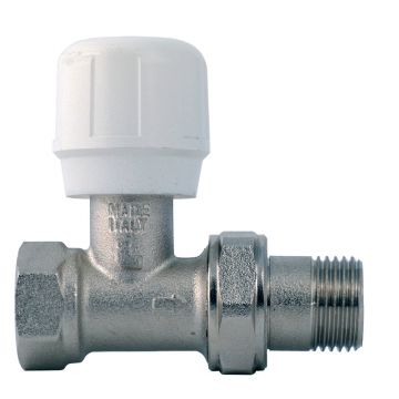 Вентиль радиаторный прямой д/сталь труб 3/4 itap 294