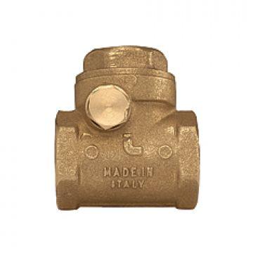 Клапан 1 обратный горизонтальный муфтовый itap 130