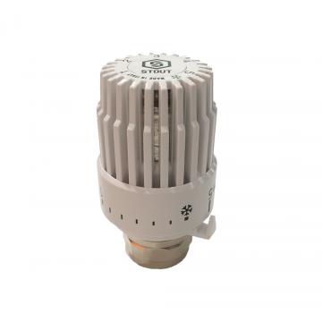 Головка термостатическая газо-жидкостная М30х1,5 Stout SHT-0001-003015