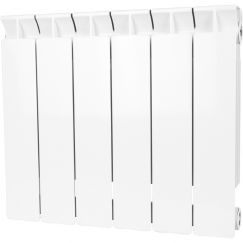 Радиатор биметаллический STYLE 350/80 8 секций Stout