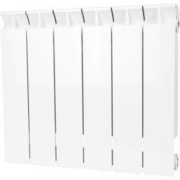 Радиатор биметаллический STYLE 350/80 10 секций Stout