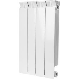 Радиатор биметаллический STYLE 500/80 10 секций Stout