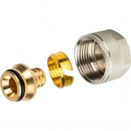 Фитинг компрессионный для труб PE-X ø16*2,0*3/4 STOUT SFC-0020-001620