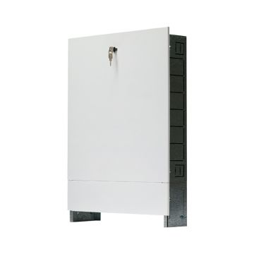 Шкаф распределительный встроенный 6-7 выходов (ШРВ-2) Stout SCC-0002-000067