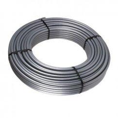 Труба VARMEGA FLEX PE-Xa/EVOH 20*2,8 (бухта 200м) silver