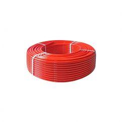 Труба VARMEGA PE-Xb/EVOH 16*2,0 (бухта 200м) красная