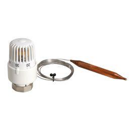 Головка термостатическая с выносным датчиком thermo tekna TT 2351 (2350) Luxor