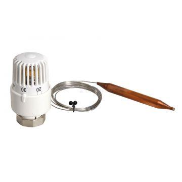 Головка термостатическая с выносным датчиком thermo tekna TT 2351 (2350) Luxor 69011040