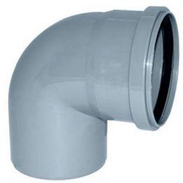 Отвод канализационный гибкий 50 100908