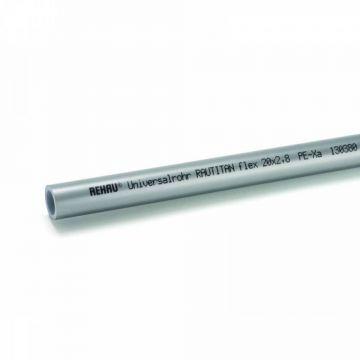 Труба flex (отопление и водоснабжение) 40х5,5 (отрезки 6 м) REHAU RAUTITAN