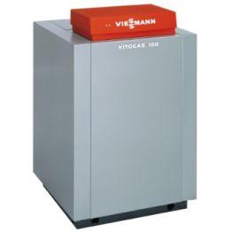 Котел газовый Viessmann Vitogas 100-F 35 кВт с Vitotronic 100 KC4B