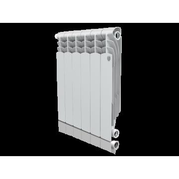 Радиатор биметаллический Royal Thermo Revolution 500 4 секции