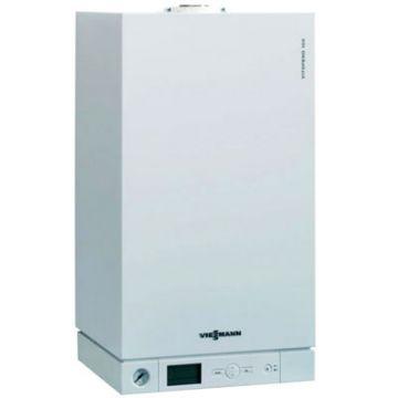 Котел газовый Viessmann Vitodens 100-W 35 кВт двухконтурный WB1C149 WB1С149