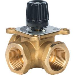 Клапан смесительный 3-х ходовой 1 KVs 8 м3/ч Stout SVM-0003-012501