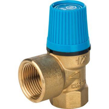 Клапан предохранительный для систем водоснабжения 6 - 3/4 Stout SVS-0003-006020