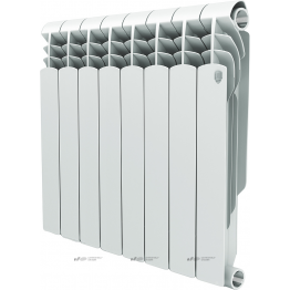 Радиатор биметаллический Royal Thermo Vittoria 500 10 секций