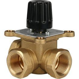 Клапан смесительный 3-х ходовой 3/4 KVs 6 м3/ч Stout SVM-0003-012002