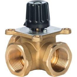 Клапан смесительный 3-х ходовой 1 KVs 12 м3/ч Stout SVM-0003-012502