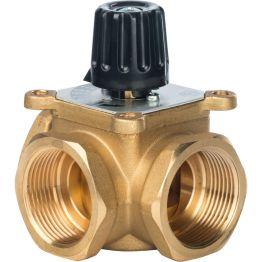 Клапан смесительный 3-х ходовой 1 1/4 KVs 15 м3/ч Stout SVM-0003-013201