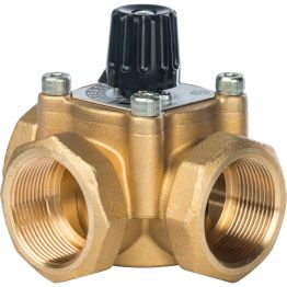 Клапан смесительный 3-х ходовой 1 1/2 KVs 26 м3/ч Stout SVM-0003-014001