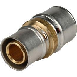 Муфта переходная ø32*26 для металлопластиковых труб пресс STOUT (5/60)