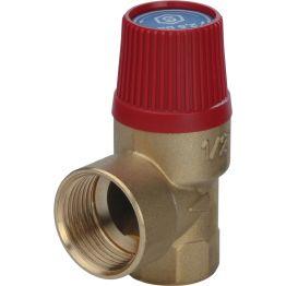 Клапан предохранительный SVH для систем отопления ø25x1/2 Stout SVS-0001-002515