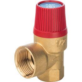 Клапан предохранительный SVH для систем отопления ø30x1/2 Stout SVS-0001-003015