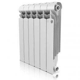 Радиатор алюминиевый Royal Thermo Indigo 500 4 секции