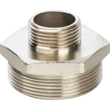 Ниппель переходной НН никель 3*2 Stout SFT-0004-000032