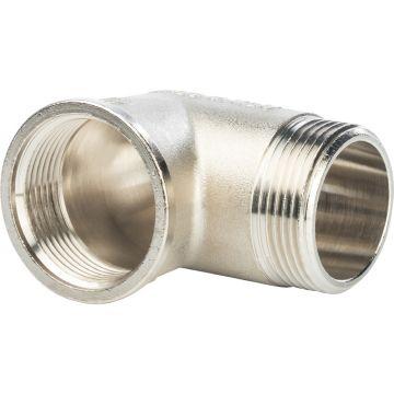 Угольник ВН никель 1 1/4 Stout SFT-0012-000114