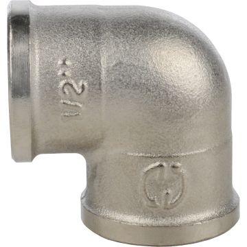 Угольник ВВ никель 1/2 Stout SFT-0014-000012