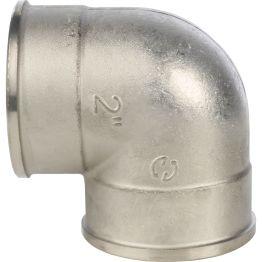 """Угольник ВВ никель 2"""" Stout (5)"""