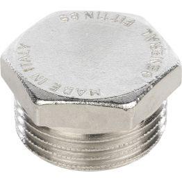 "Заглушка НР никель 1/4"" Stout (10/600)"